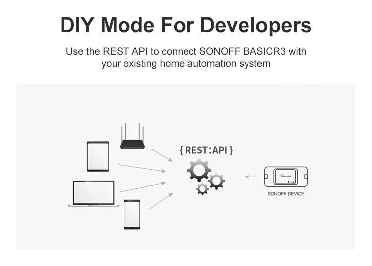 BASICR3 DIY mode