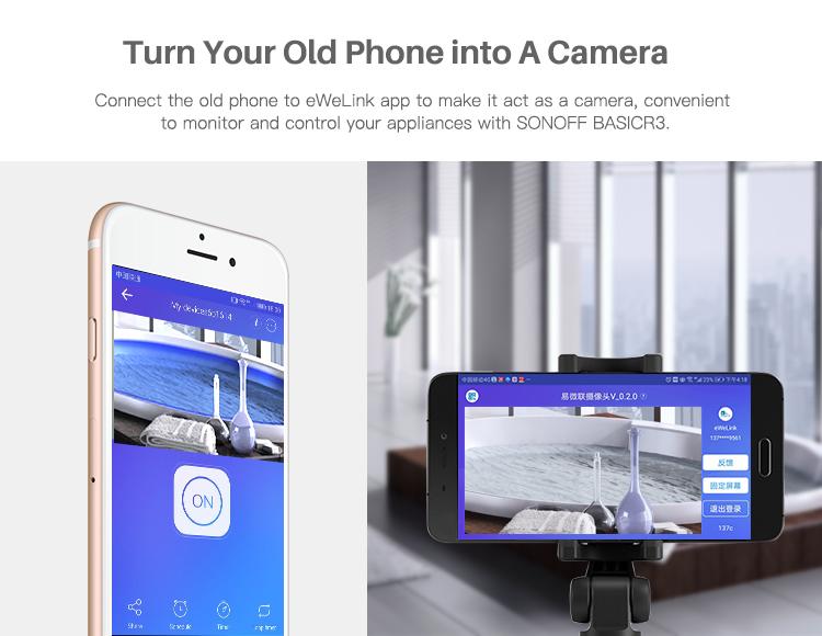 BASICR3 camera