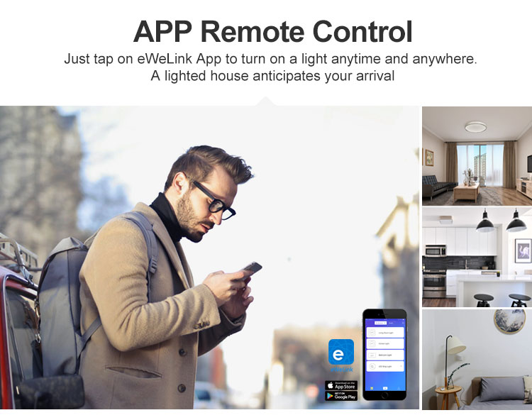 BASICR3 app remote control