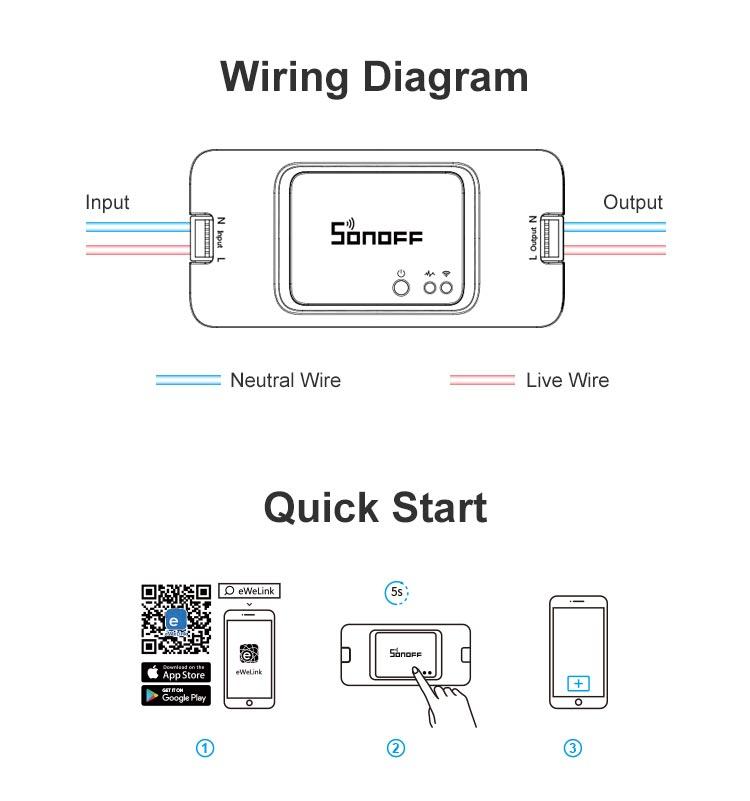 BASICR3 wiring instruction