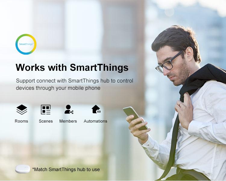 zigbee smart switch smartthings