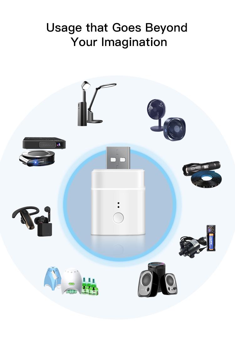 usb smart adaptor loads