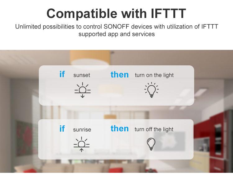 rfr3 IFTTT function